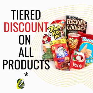 tiered discount