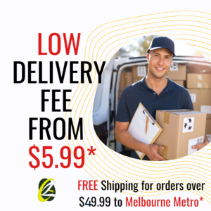 low delivery fee